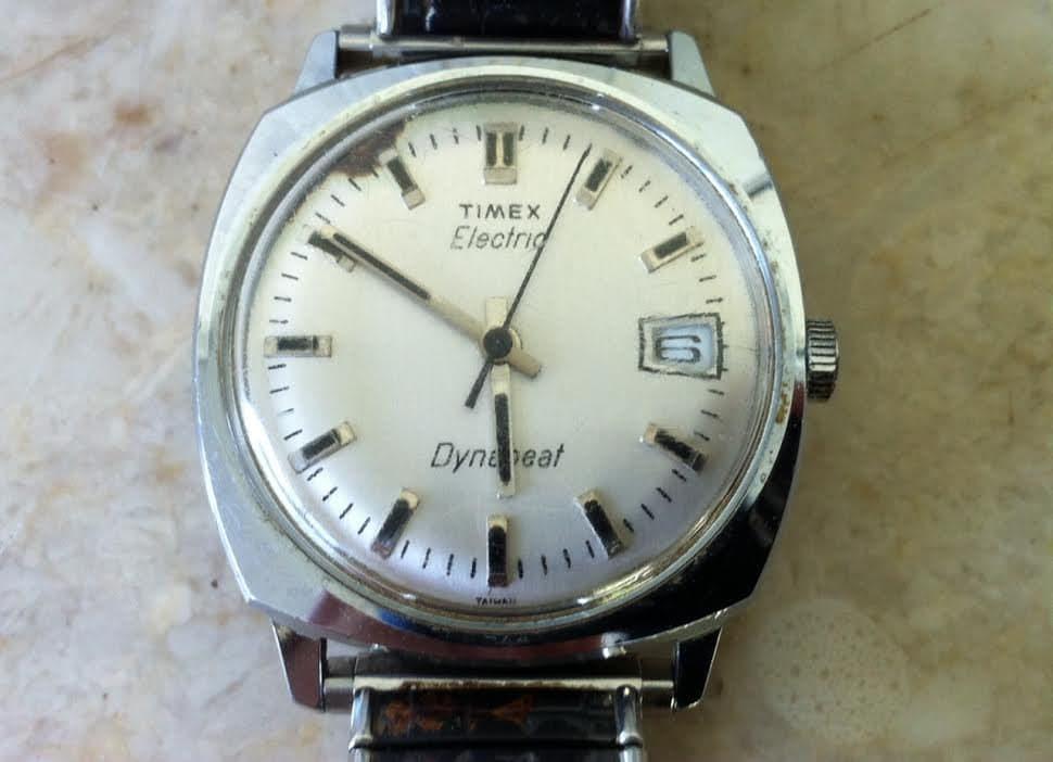 Vintage Timex Electric 76