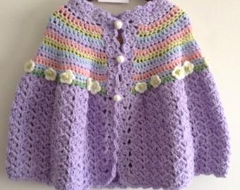 Item129 Childs cape size 4-5
