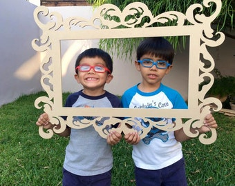 Photo Booth Frame , photo booth prop