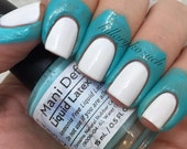 Mani Defender™ - Liquid Latex for perfect nails - Use for easy clean up of stamping and nail art
