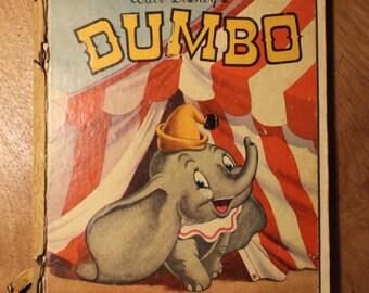 Walt Disney's Dumbo from Walt Disney's Little Library 1947 item #15