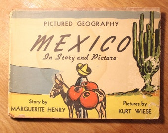 Mexico In Story and Picture, item #19