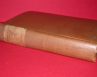 Petronius Leader of Fashion Translation and Notes by J.M. Mitchell, O.B.E. M.C. Printed 1922