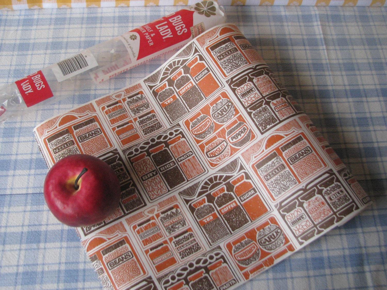 Shelf Drawer Paper No Bugs M Lady Spice Rack Design