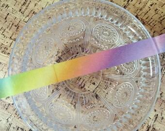 MT Rainbow Washi Tape