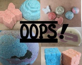 SALE - Oops! - Box of Uglies - 3 LB Option