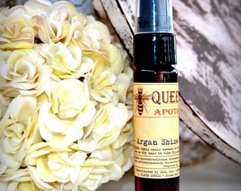 SHAMPURISTA - Argan Oil Hair Shine Serum - 1 Ounce