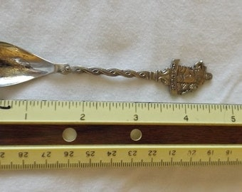"Collectible Souvenir Spoon Altdorf Holland 4 3/4""   SP4"