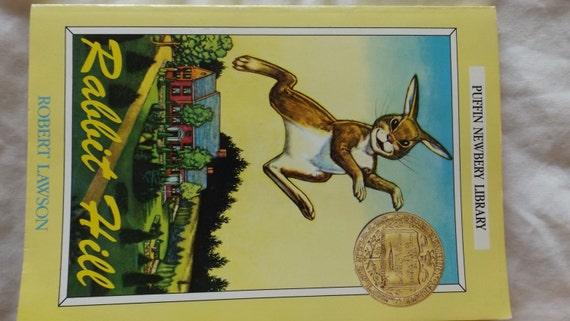 Cerro de conejo por Robert Lawson 1977 del libro en por DyDa