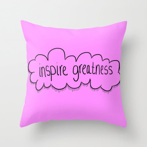 Throw Pillow Cover And Insert : Purple Pillow Cover Includes Insert by ShelleysCrochetOle