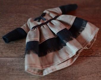 Blythe dress handmade