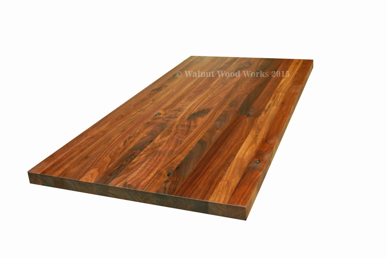 Black Walnut Kitchen Island Butcher Block By Walnutwoodworks