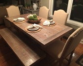 Custom Harvest Table for Candace Roberts Part 2
