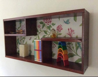 Custom Wall Shelves