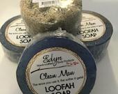 Clean Man Loofah Soap