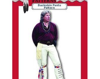 Buckskin Pants Pattern