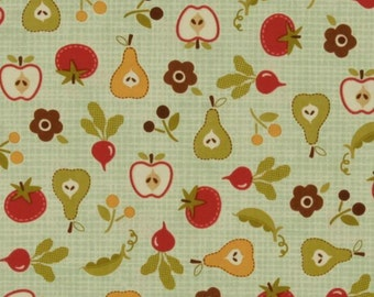 Farm Fresh - Riley Blake Fabric  - one yard cut