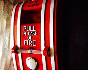 Fire Alarm Pull Station Doorbell - Brand New