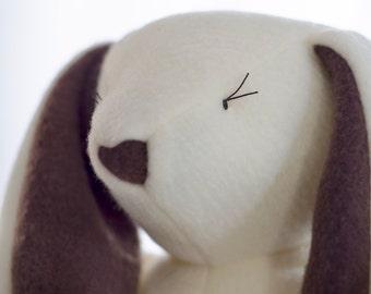 Whimsical Stuffed Bunny, Stuffed Animal, Bunny, Rabbit, Plush Bunny, Baby Gift, Softie