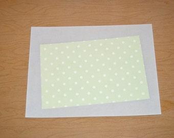 Translucent paper