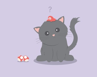 Mario Cat
