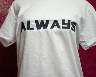 """Women's Shirt, """"Always"""" Hunger Games Inspired Women's T-Shirt, Everlark, KatnissxPeeta Ship/Bride and Groom inspired shirt"""