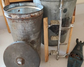 Vintage Ice Cream Maker or Churn