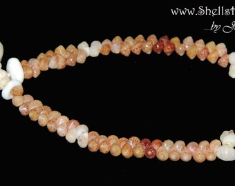 Single strand Kahelelani & Momi Shell Bracelet