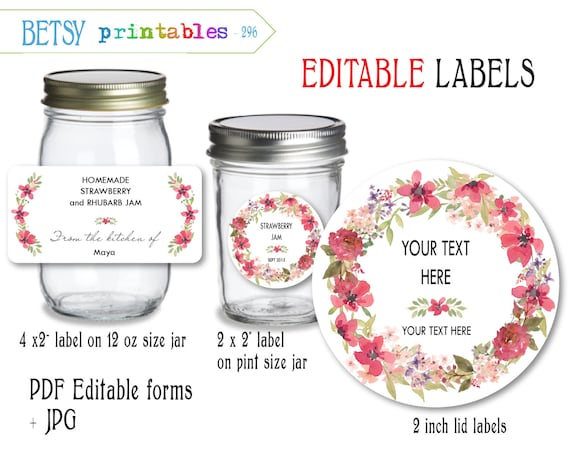 labels for canning jar labels mason jar lid labels pdf. Black Bedroom Furniture Sets. Home Design Ideas