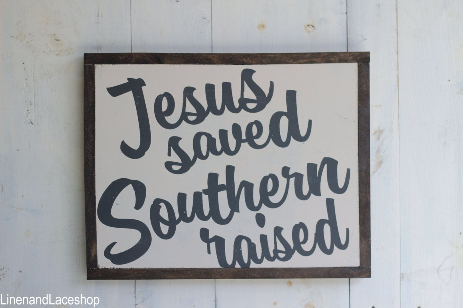 Southern Girl Wood Decor Sweet Tea Wood Sign Rustic Wood  |Southern Girl Signs