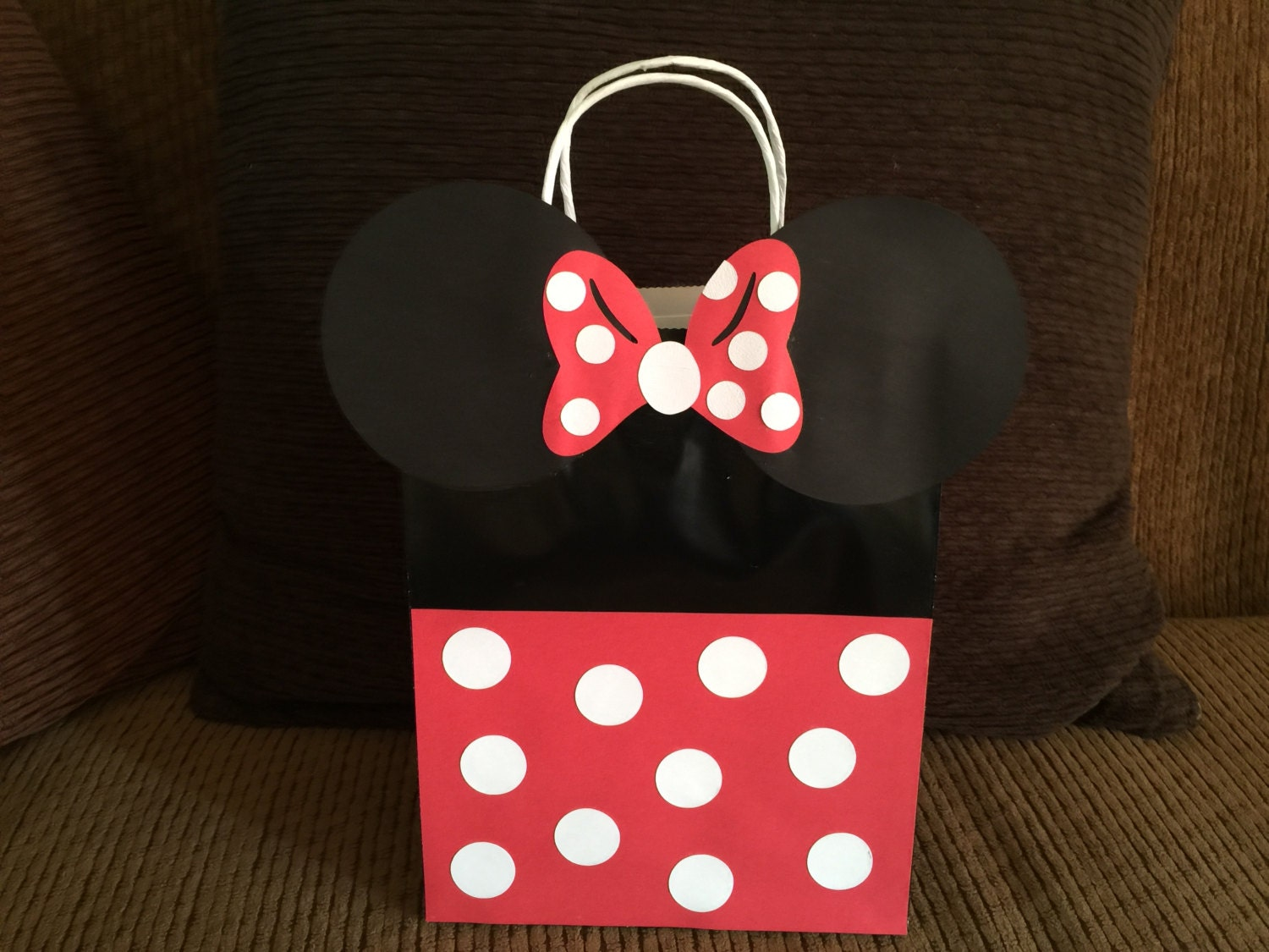 minnie mouse goody bags minnie mouse favor minnie