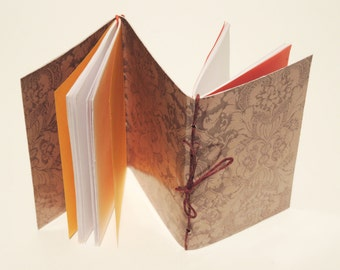 Mystic Double Bound Notebook