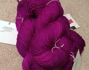 3 skeins Neighborhood Fiber Co Studio Chunky 100% superwash merino wool yarn 900 yards Norwell