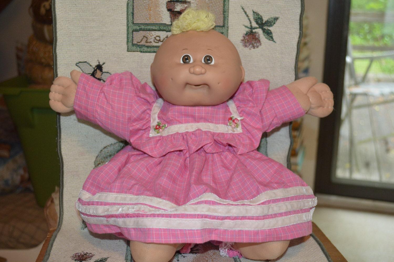 Cabbage patch kids boy doll 1982, Baby boy doll