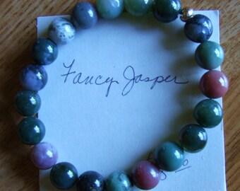 Fancy Jasper bracelet 0085sb
