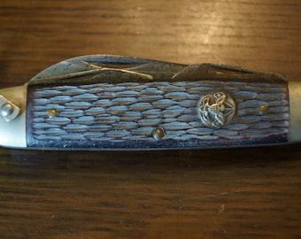 Vintage Boy Scout Pocket Knife