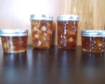 Apple Pie Jam Homemade
