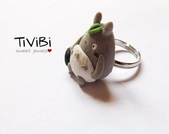 Totoro ring