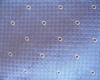Sulka ties lilac vinatge/mens tie pure silk lila made in England/polka dot cravatta