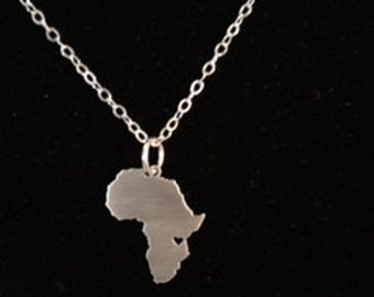My Heart is in Tanzania necklace Fundraiser! Help us keep families together!