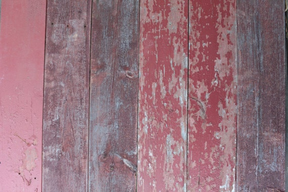 Red Barn Wood reclaimed 1x8 barn wood paneling weathered red barnwood