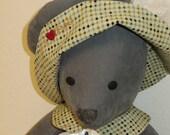 Memory Teddy Bear, handma...