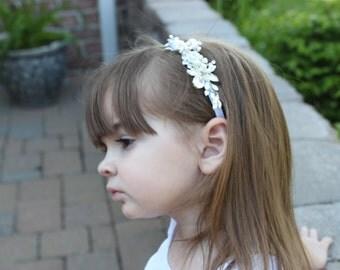 Crystal and Rhinestone Bridal Headband