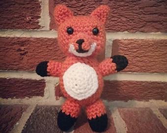 Crochet Fox animal