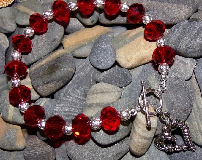 Heart Health Awareness Bracelet