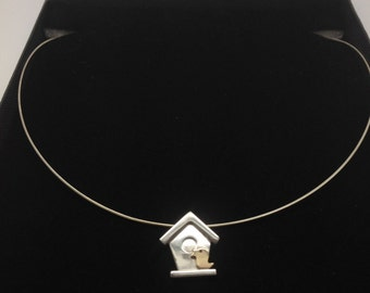 Home Sweet Home Necklace