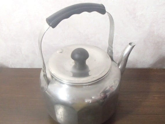 how to clean your stainless steel kettle