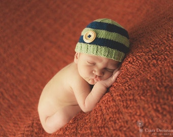 Newborn boy photography prop hat,beanie prop hat,photo prop knitted babys hat,boys cute prop hat,photo prop