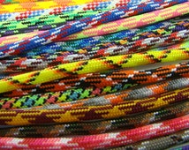 50 Feet Paracord Assorted Patterns - 550 Paracord - Grab Bag - Choose Five 10 foot sections or Ten 5 Foot Sections