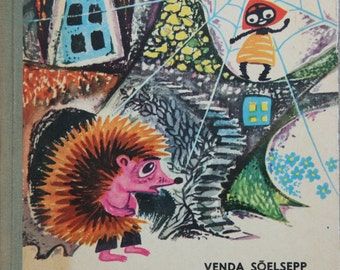 "Estonian Children Book ""Targasti tehtud"""